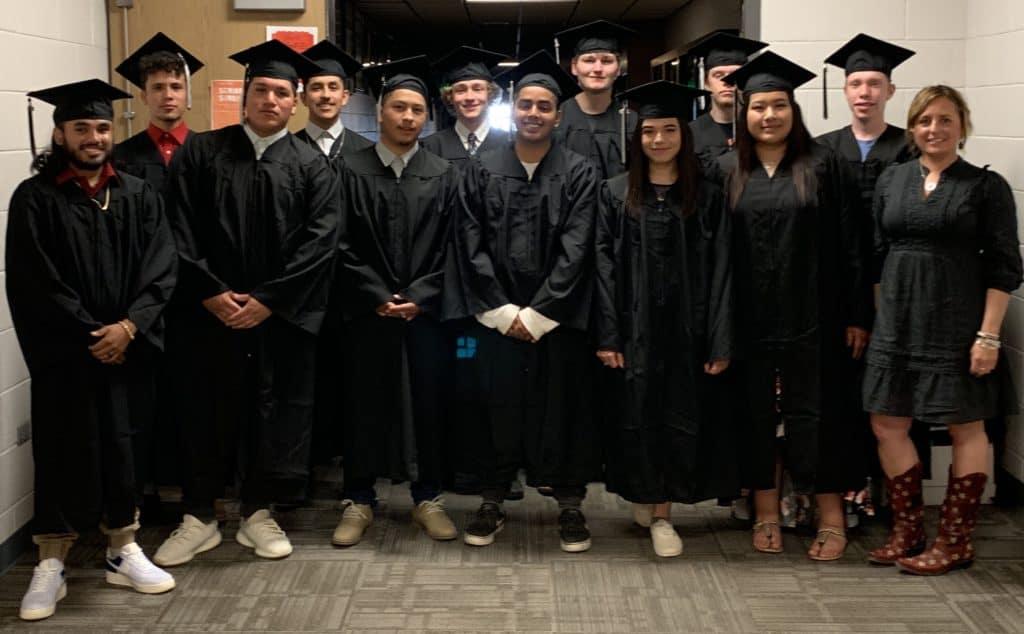 graduating class 2019
