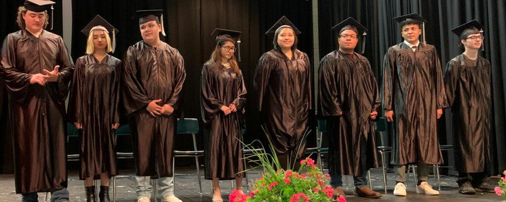 basin graduates 2021